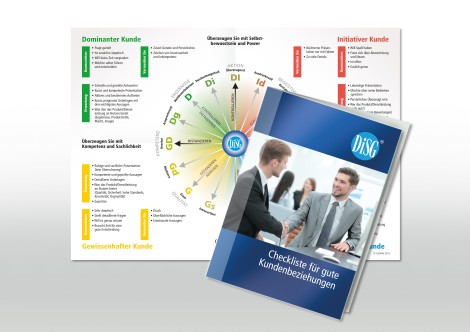 Bild Checkliste Kundenbeziehung Shop