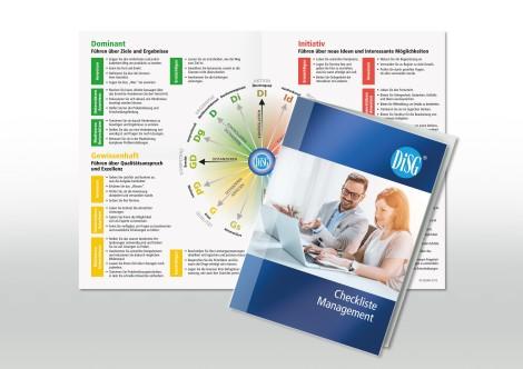 Bild Checkliste Management Shop