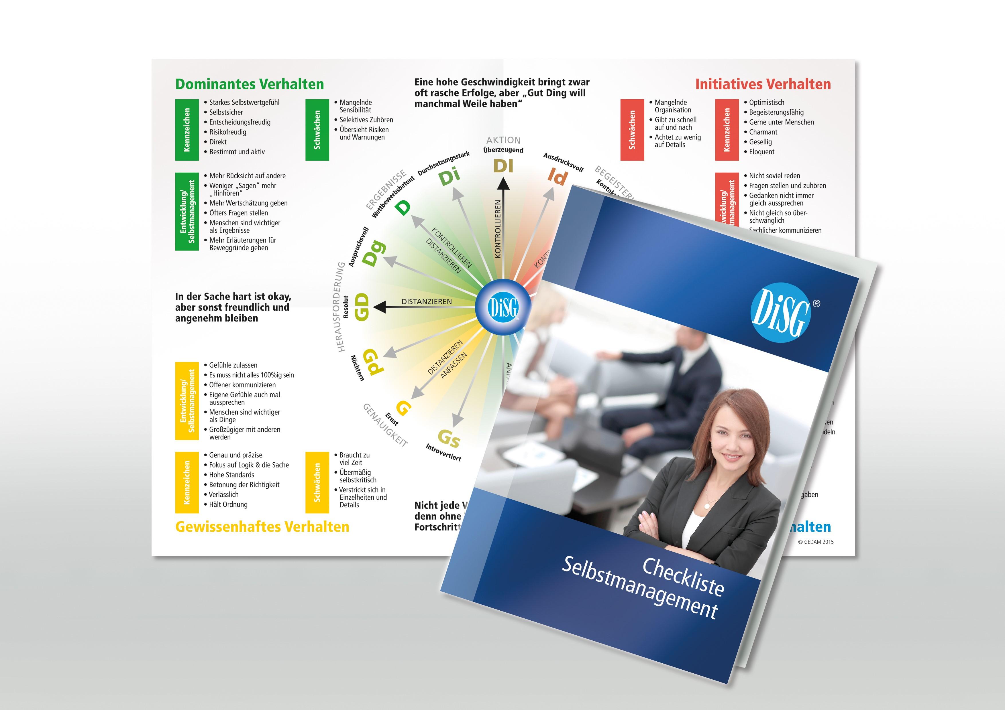 Bild Checkliste Selbstmanagement Shop