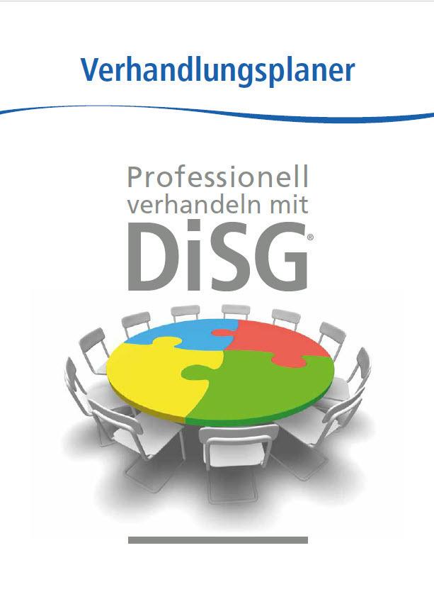 DiSG Verhandlungsplaner